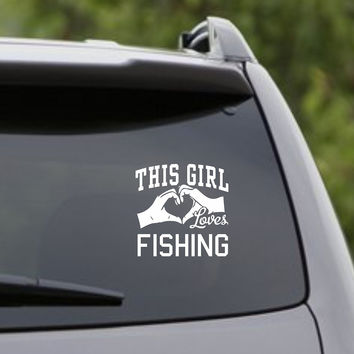 Shop Car Decals For Girls On Wanelo - Car decal sticker girl