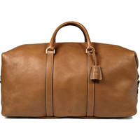 Mulberry Clipper Leather Holdall Bag | MR PORTER