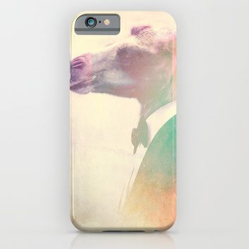 Special Agent Hump iPhone & iPod Case by HappyMelvin