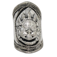 Buddha Ring, Adjustable yoga ring