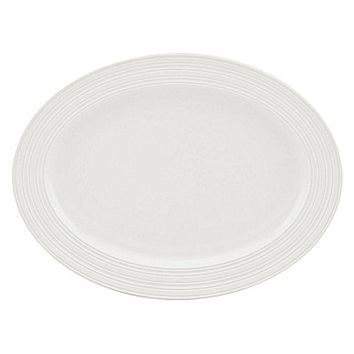kate spade new york Fair Harbor White Truffle Dinnerware - White
