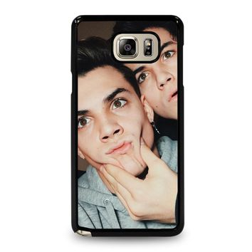 DOLAN TWINS Samsung Galaxy Note 5 Case