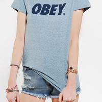 Urban Outfitters - OBEY Font Tee