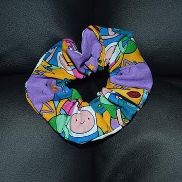 Adventure Time Scrunchie