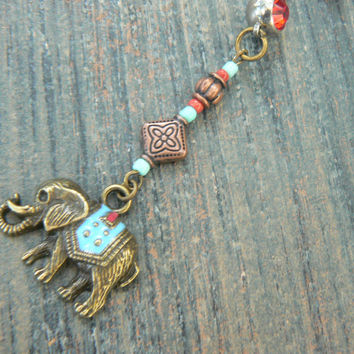ganesha belly ring yoga belly ring elephant belly ring spiritual belly ring zen bellybutton ring