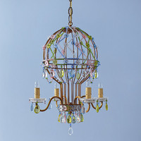 Roziere Hot Air Balloon Chandelier