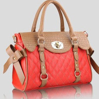 Cute Bow Detail Handbag Purse