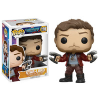 Star-Lord Guardians Of The Galaxy Vol 2 Pop Vinyl Figure