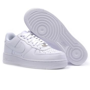 """Nike ""Low to help men's shoes air force  sandals leisure sports shoes"