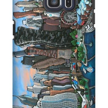 Michael Birawer Chicago Galaxy S6 Edge Plus Extra Protective Bumper Case