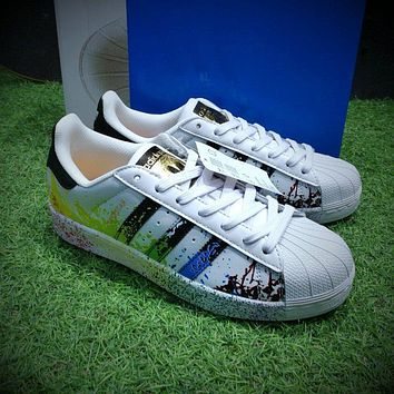Best Online Sale Adidas Superstar LGBT Pride Month Gay Pride Pack Casual Shoes Sport S