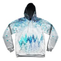 Among the Pines Unisex Hoodie