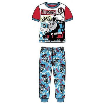 Thomas and Friends Boys' 2-Piece Pajama Set [Size 2T]