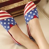 Latest american flag shoes