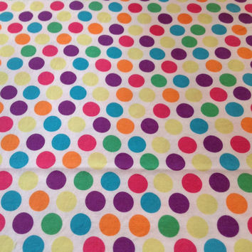 Fabric Destash Miller Diddly Dot
