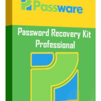 Passware Password Recovery Kit 2016.2.3 Full Crack Download
