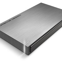 LaCie Porsche Design P'9220 1 TB USB 3.0 Portable External Hard Drive 302000