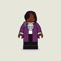 """LEGO Prince"" by Dan Shearn"