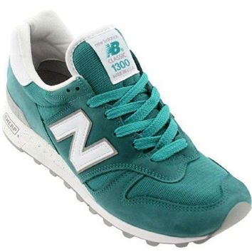 ICIKGQ8 new balance men m1300nw made in usa teal gray
