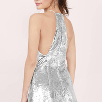 Don't Hold Back Sequin Bodycon Dress