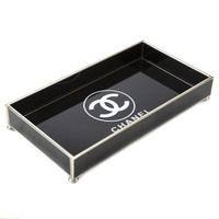CHANEL INSPIRED VANITY TRAY