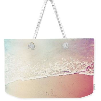 Ocean Air, Salty Hair, Watercolor Art By Adam Asar - Asar Studios - Weekender Tote Bag