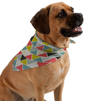 Heather Dutton Triangulum Pet Bandana