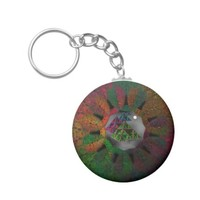 Inside Your Head Key Ring