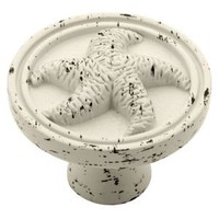Liberty, Seaside Cottage 1-3/8 in. Starfish Cabinet Hardware Knob, 122584 at The Home Depot - Mobile