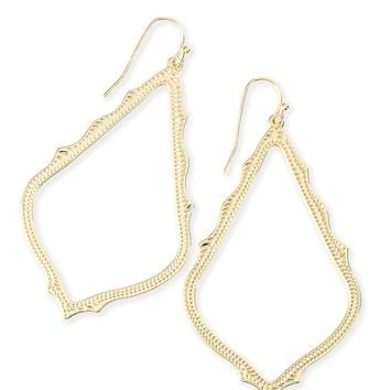 Sophee Drop Earrings in Gold | Kendra Scott Jewelry