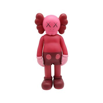 Medicom Toys KAWS Companion Open Edition Vinyl Blush Figure 2016