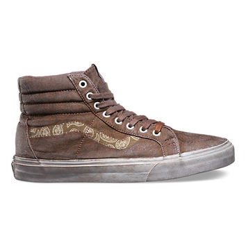 Overwash Sk8-Hi Reissue | Shop Womens Shoes at Vans