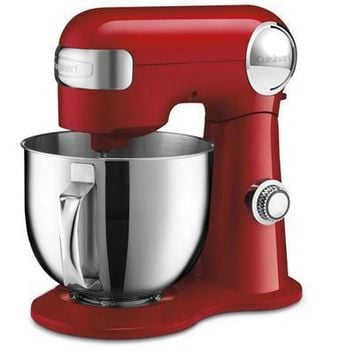 Stand Mixer 5.5qt Red