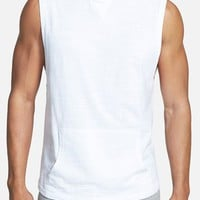 Men's Threads for Thought Organic Cotton Sleeveless Hoodie