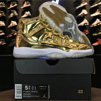 Air Jordan 11 Retro Pinnacle Women Basketball Shoes