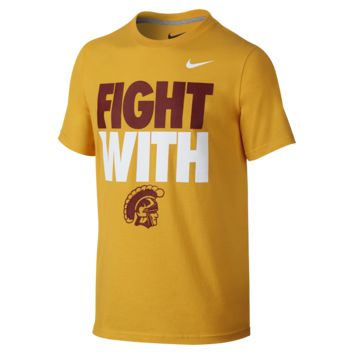 Nike Cotton (USC) Boys' T-Shirt