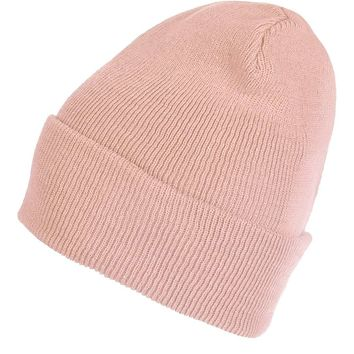 Plain Turn Up Beanie - Topshop