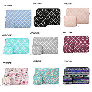 Mosiso 11.6 inch Portable Carrying Sleeve Bag Notebook Handbag Case for Apple MacBook Air 11 / Acer Chromebook 11