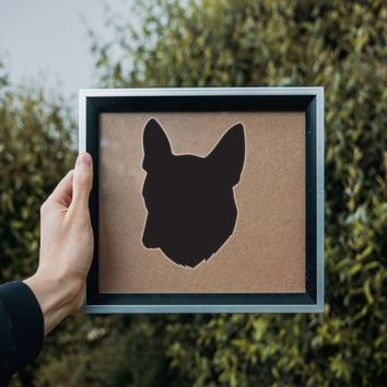 French Bulldog Vinyl Wall Decal (Permanent Sticker)