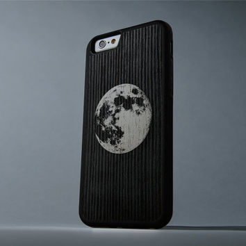 Lunar iPhone 6 Real Wood Traveler Case - Made in the USA - FREE Shipping