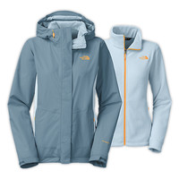 WOMEN'S CLAREMONT TRICLIMATE® JACKET | United States