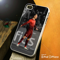 Cristiano Ronaldo Motion iPhone 4 5 5c 6 Plus Case, Samsung Galaxy S3 S4 S5 Note 3 4 Case, iPod 4 5 Case, HtC One M7 M8 and Nexus Case