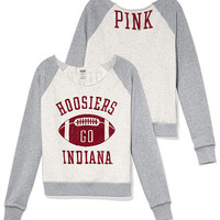Indiana University Slouchy Crew - PINK - Victoria's Secret