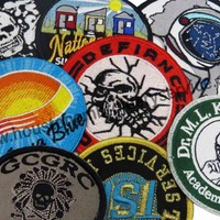 Iron On Patches in 3-10 Days - High Quality - Free Shipping