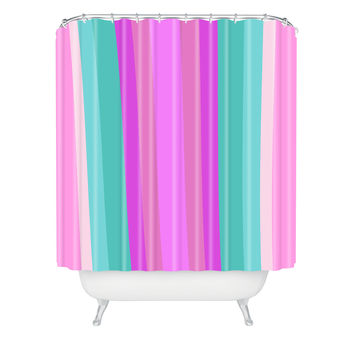Lisa Argyropoulos Paradise Punch Shower Curtain