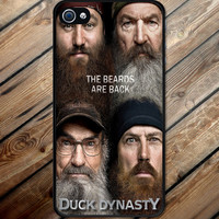 Iphone case Duck Dynasty Iphone 4 case cool awesome Iphone 4s case