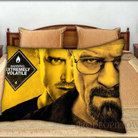 """Breaking Bad Bryan Cranston - 20 """" x 30 """" inch,Pillow Case and Pillow Cover."""