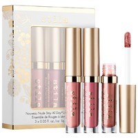 Nouveau Nude Stay All Day® Liquid Lipstick Set - stila | Sephora