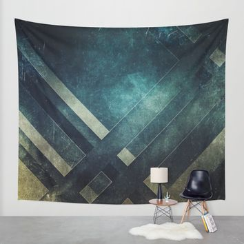 Dreaming in levels Wall Tapestry by Kardiak | Society6