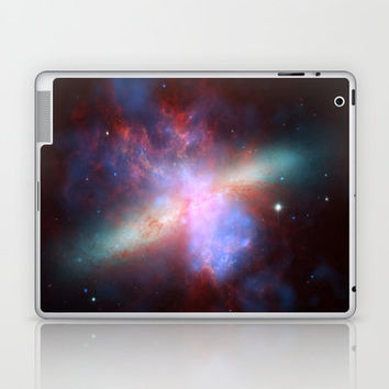Cosmic Galaxy Laptop & iPad Skin by All Is One